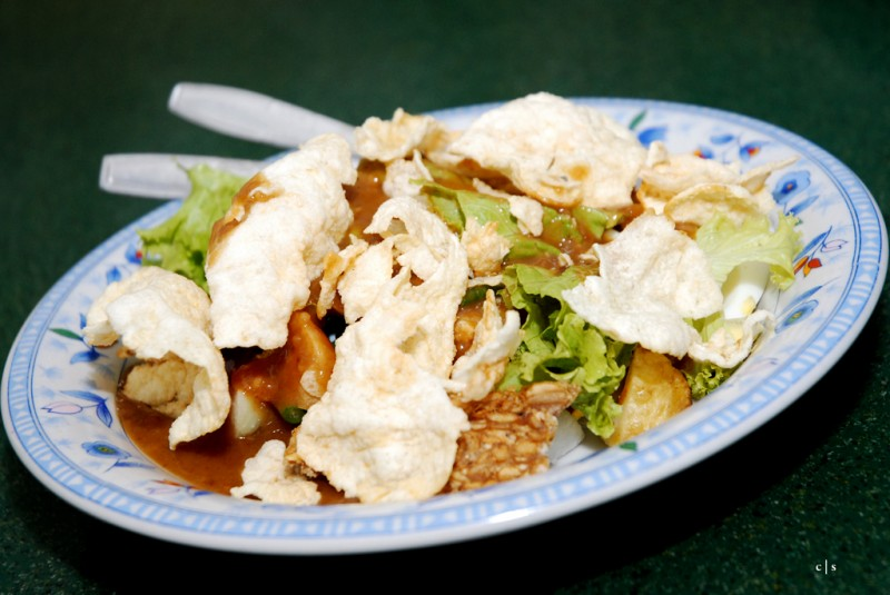 gado gado bali Food Indonesia