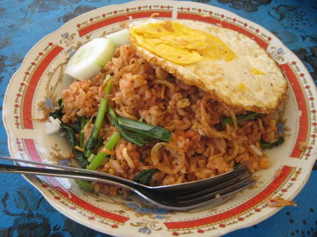nasi goreng bali Indonesia
