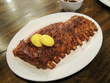 balinese iga babi ribs Bali Indonesia