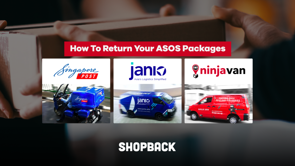 How To Return Your ASOS Packages
