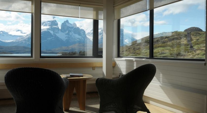 Explora Patagonia Amazing View From Window