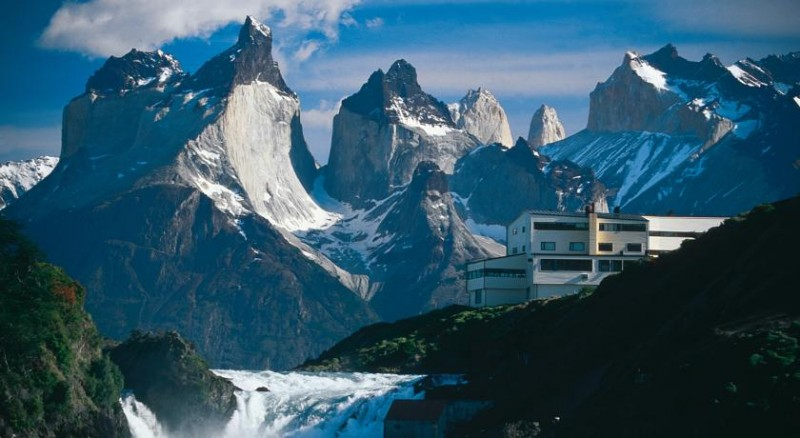 Explora Patagonia Surrounded By Mountains