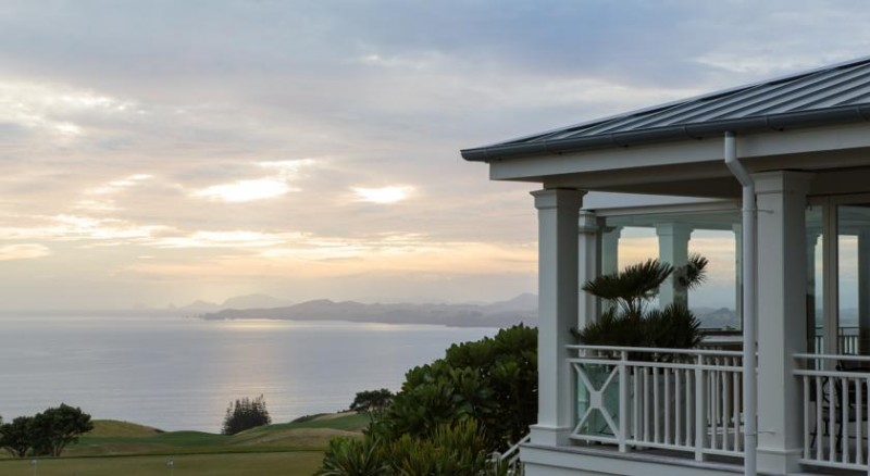 The Lodge at Kauri Cliffs Amazing View