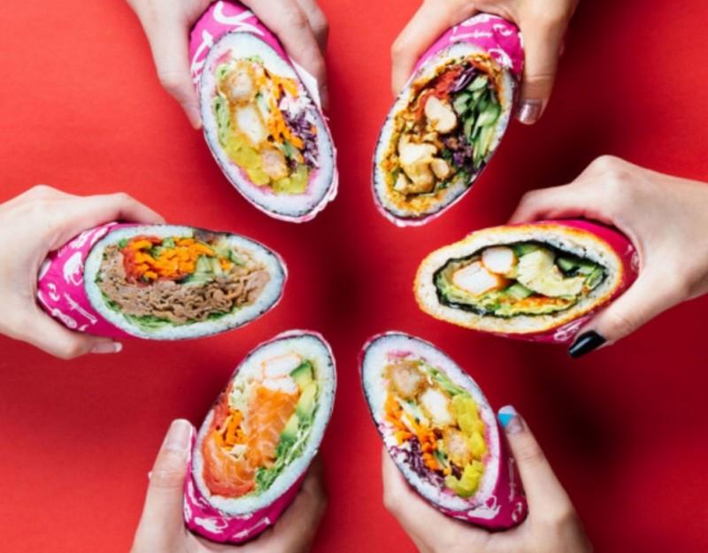 Sushi Burrito 1
