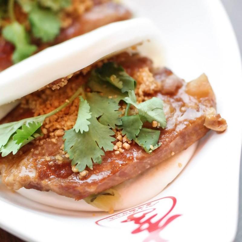 Taiwaneses Burger Gua Bao