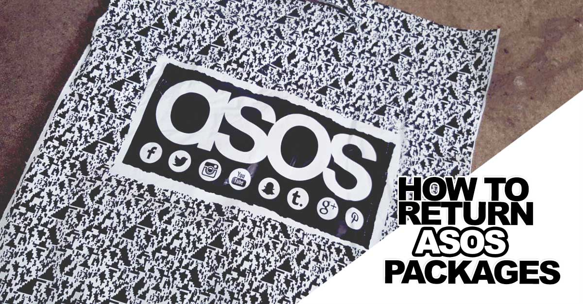 How to Return Your Wrong or Unsatisfying ASOS Packages