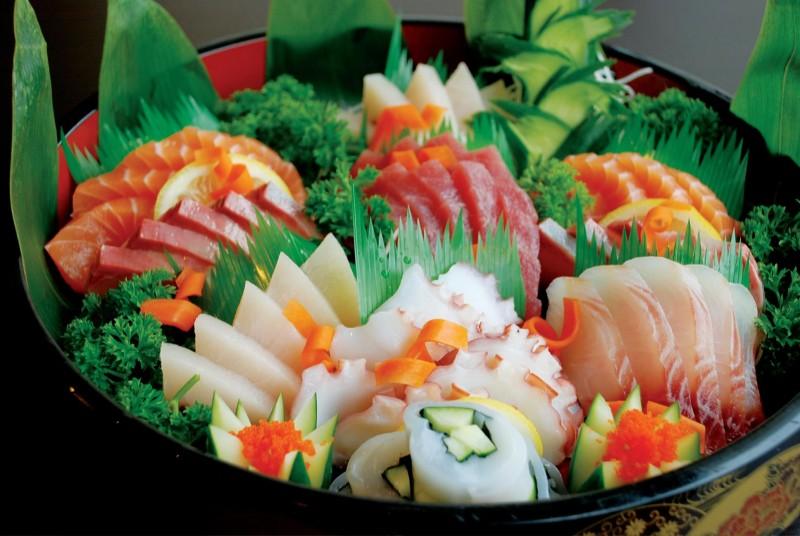irodori sashimi