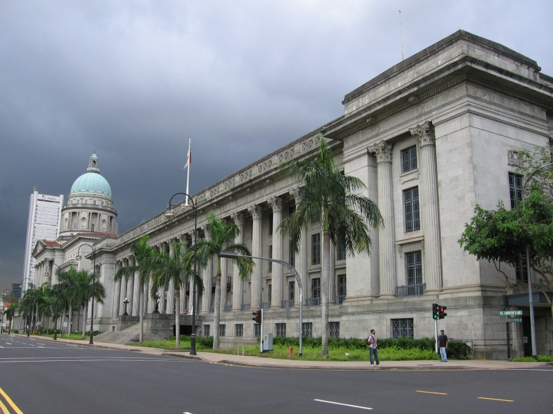National Gallery SG building