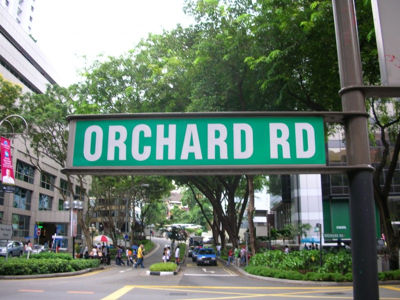 shopback orchard road