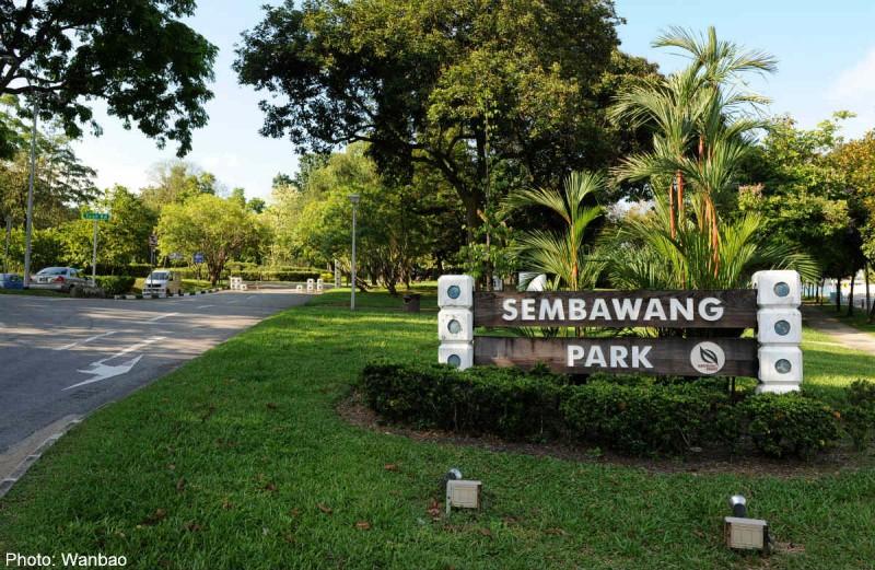 shopback sembawang park