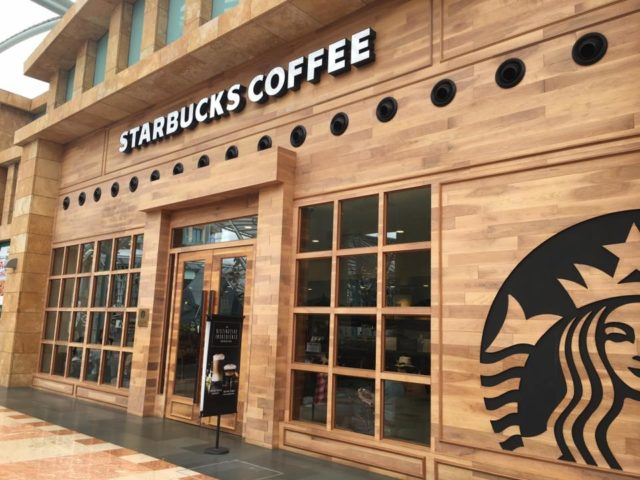 Resorts World Sentosa Starbucks