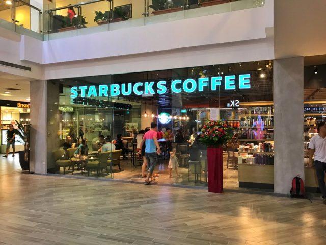 Starbucks Northpoint