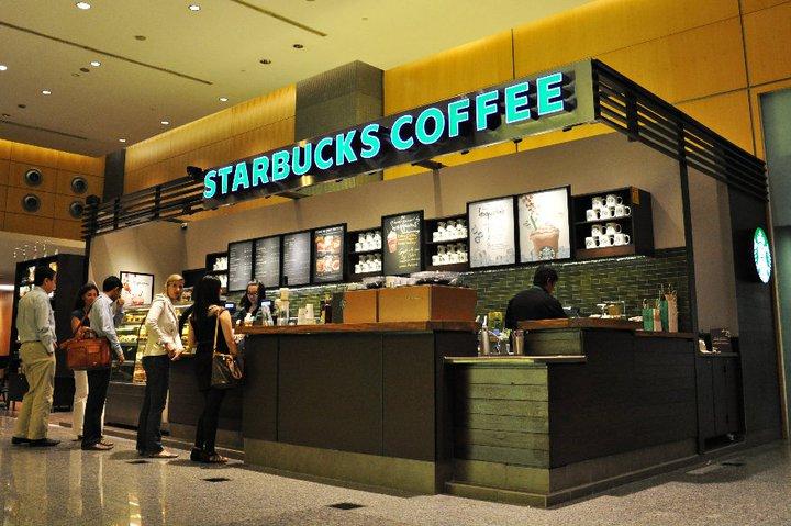 Starbucks Novena Square (Office Tower)