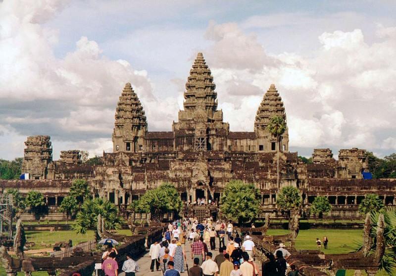 The Angkorwat