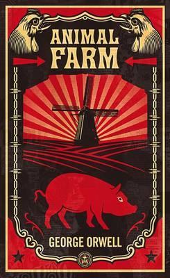 Animal Farm Pig Napoleon George Orwell Satire Soviet Union Communist