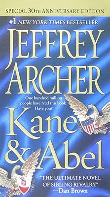Kane and Abel Jeffrey Archer Drama Thriller Book
