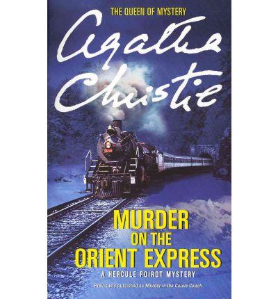 Murder on the Orient Express Agatha Christie Children's Book Mystery Thriller