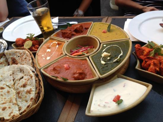 lagnaa dining spicy curry