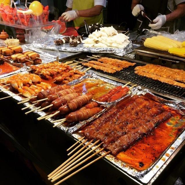 Myeongdong Streetfood