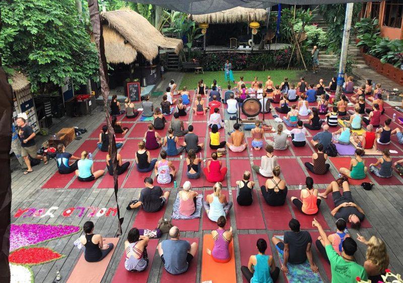 Yoga Barn Bali Indonesia