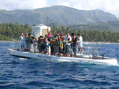 Top things to do in Bali: Odyssey submarine rides.