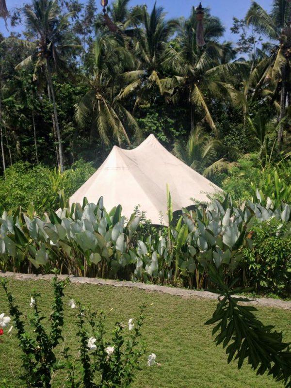 Sandat Glamping Tents, Bali Indonesia