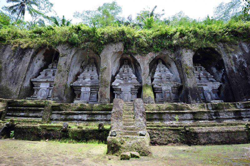 Pura Gunung Kawi, Bali, Indonesia