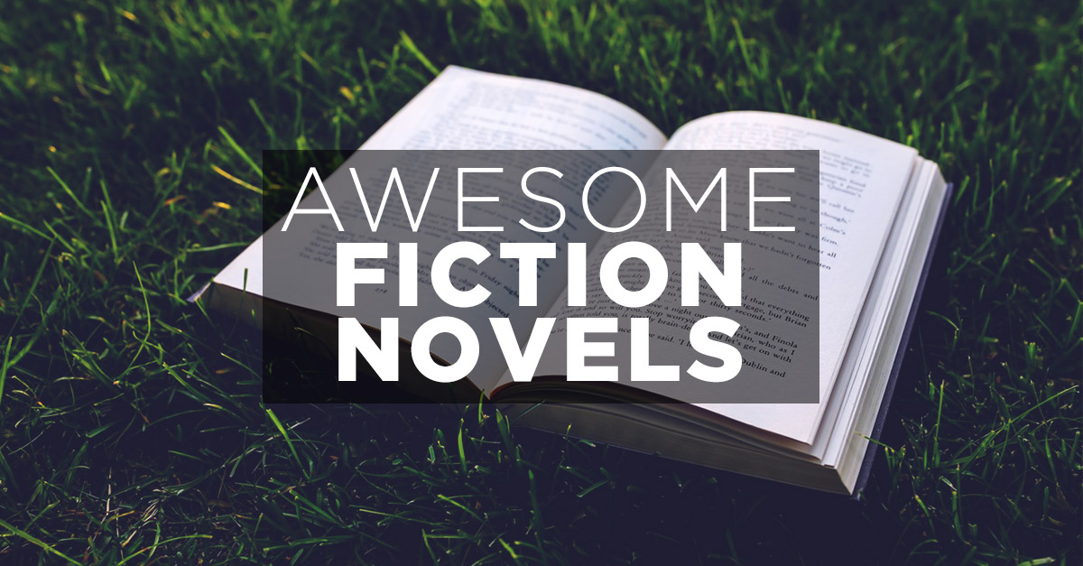 10 Fiction Novels From Book Depository To Get Your Reading Started