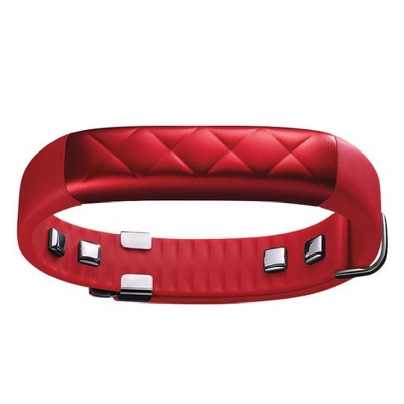 Jawbone UP3 Tracker Red Cool Sleek Latest Fitness Excerciss Band Bracelet
