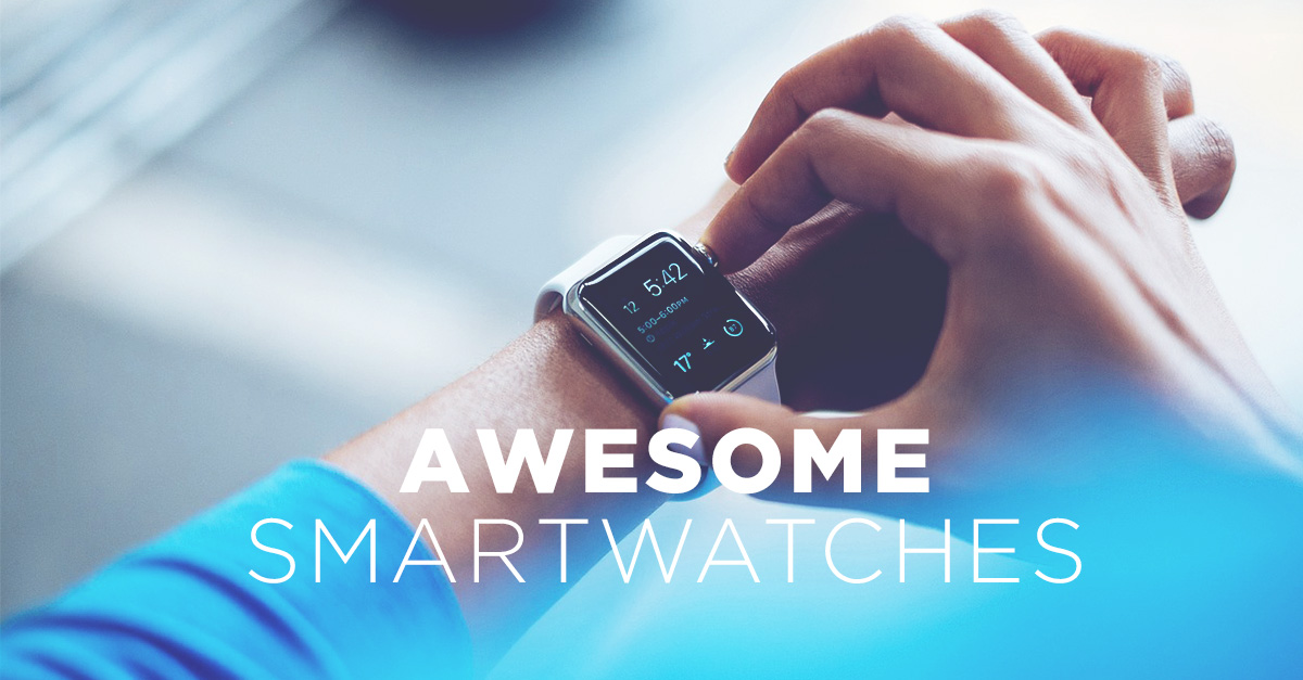 Look Smart With 10 Technologically Advanced Wristwear From Lazada