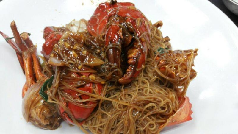 KEK Seafood Alexandra Crab Bee Hoon