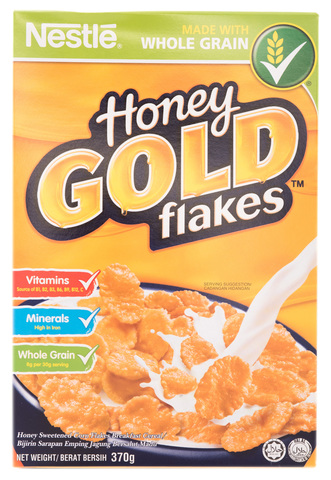 Honey Gold Flakes