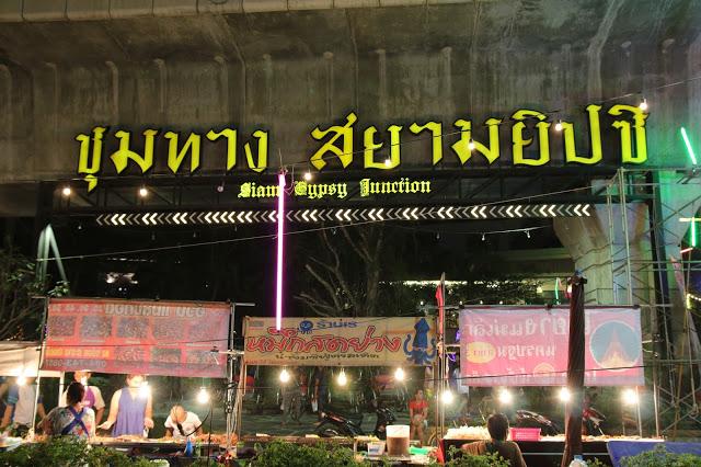 Siam Gypsy Market Bangkok Thailand
