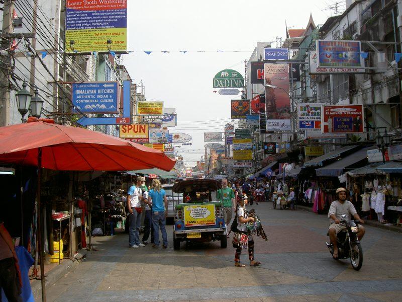Khao San Market Bangkok