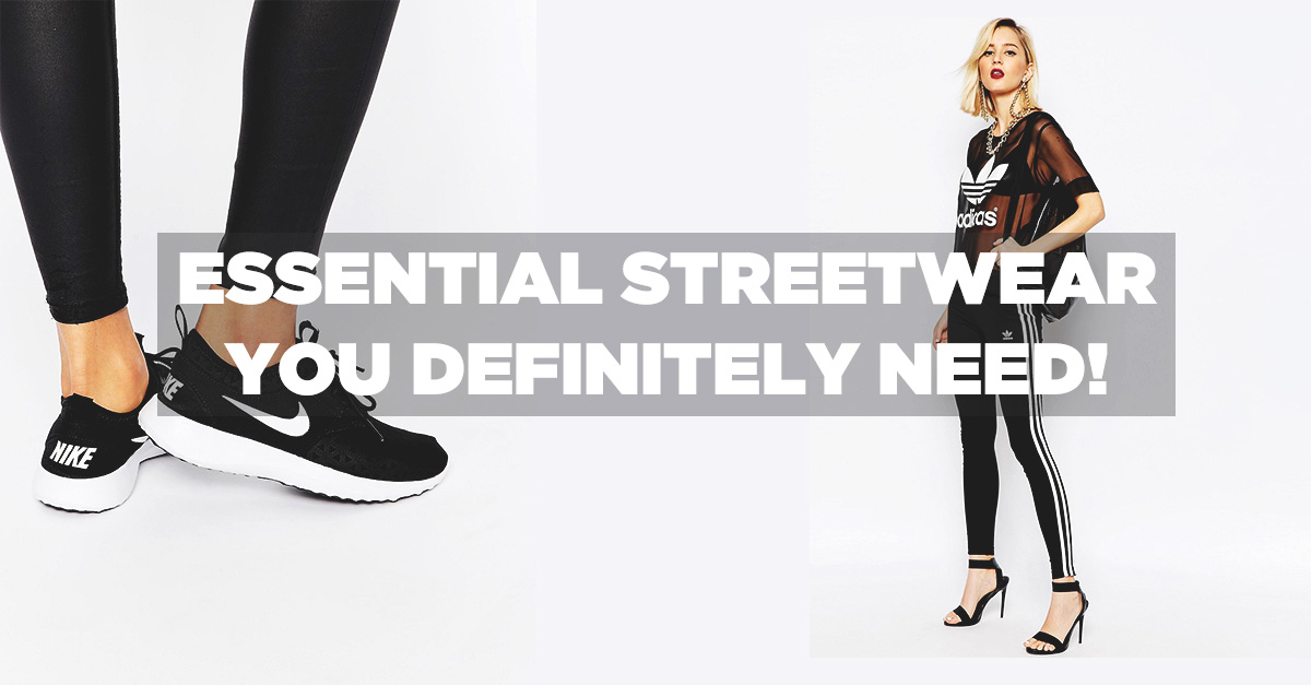 10 Essential Streetwear Pieces from ASOS
