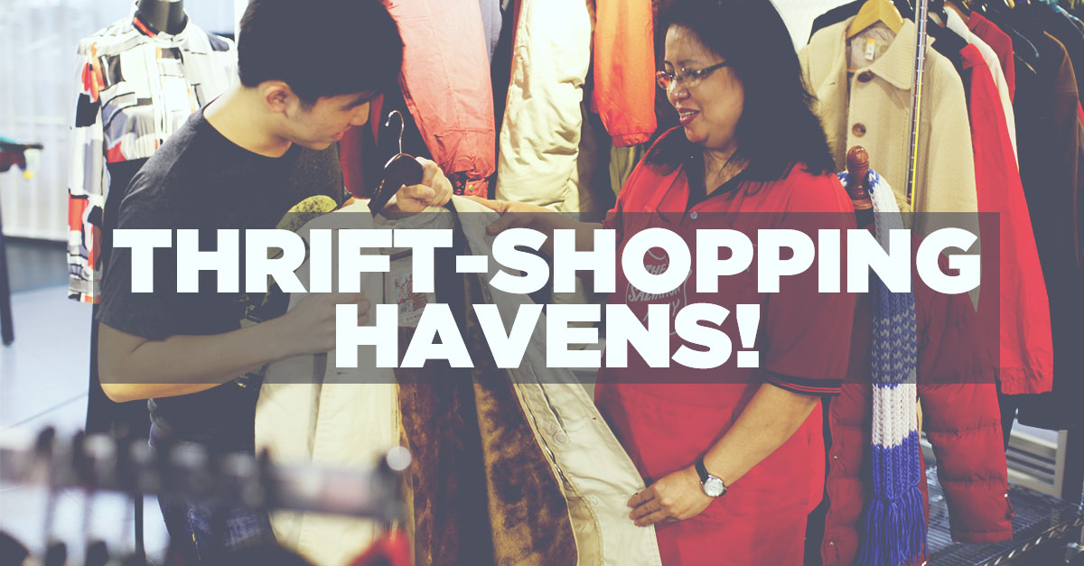 5 Salvation Army Family Stores You Need To Thrift-Shop In