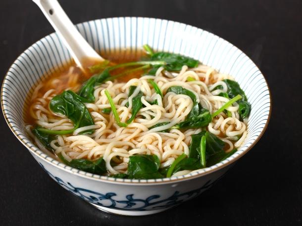 vegetable instant noodles