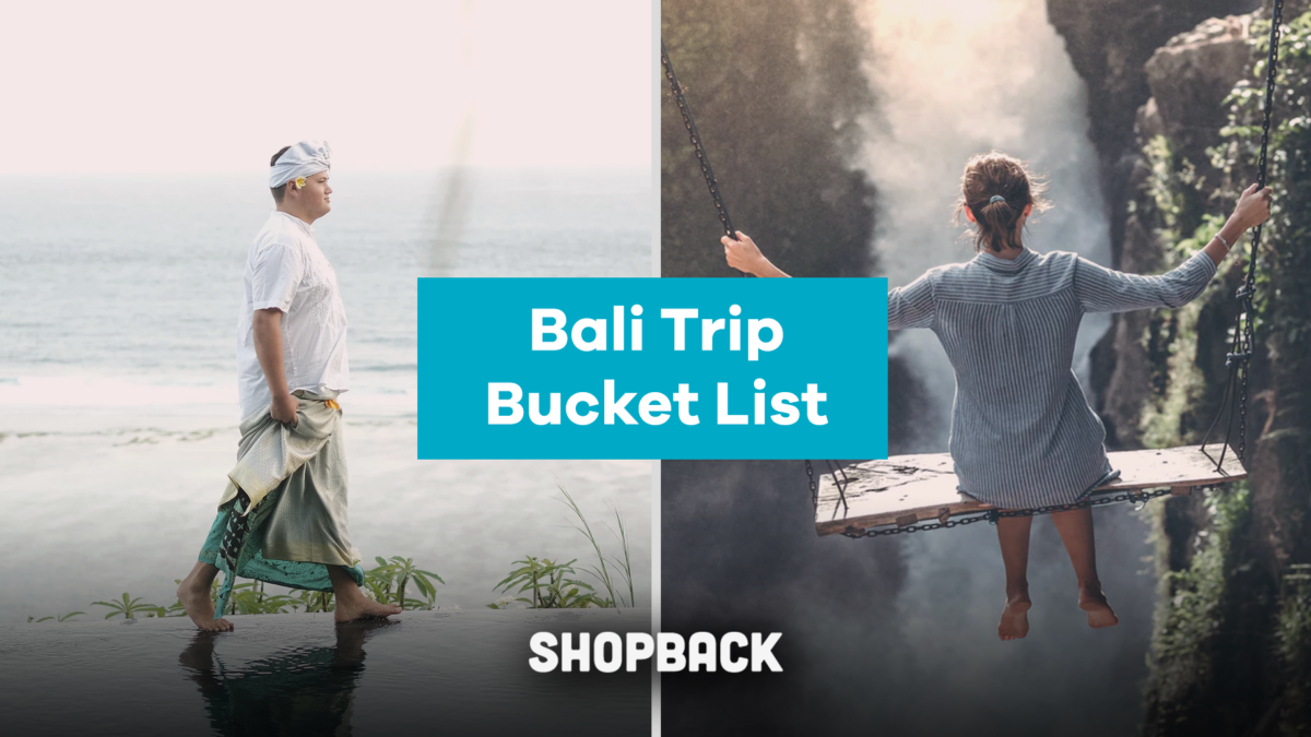 Bali Bucket List: More Than 40 Things You Must Try