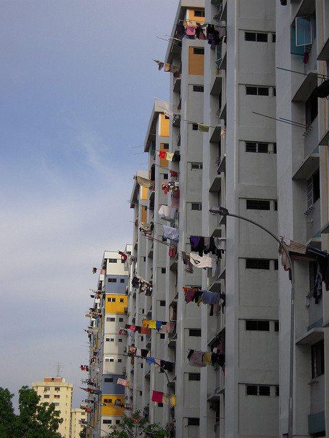 HDB laundry