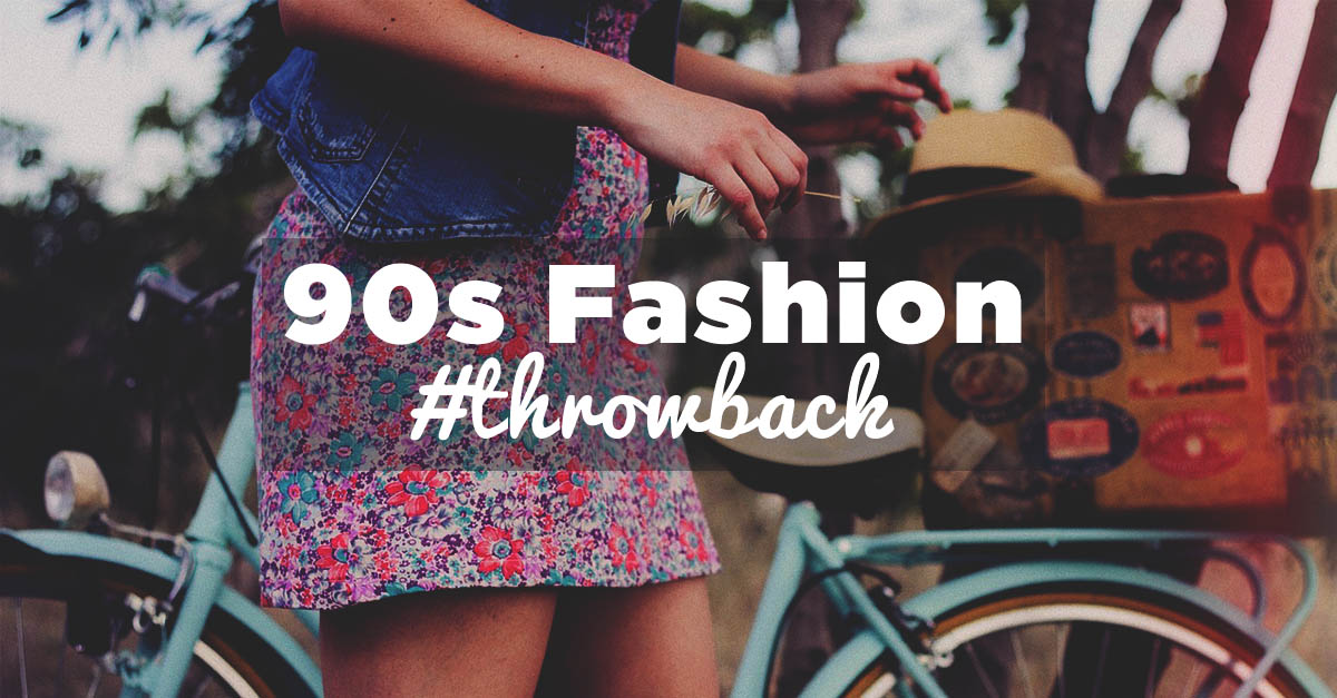 Throwback to the 90s with ASOS