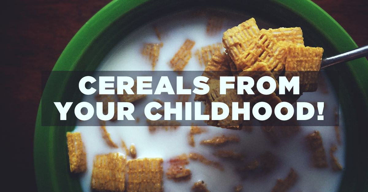 10 Cereals From Your Childhood You Can Get From honestbee