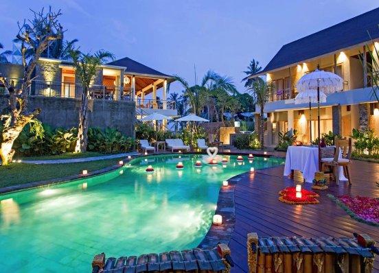 Anulekha Resort and Villa, Ubud