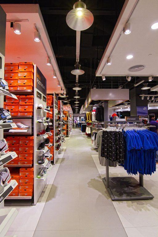 Nike CHangi city Point