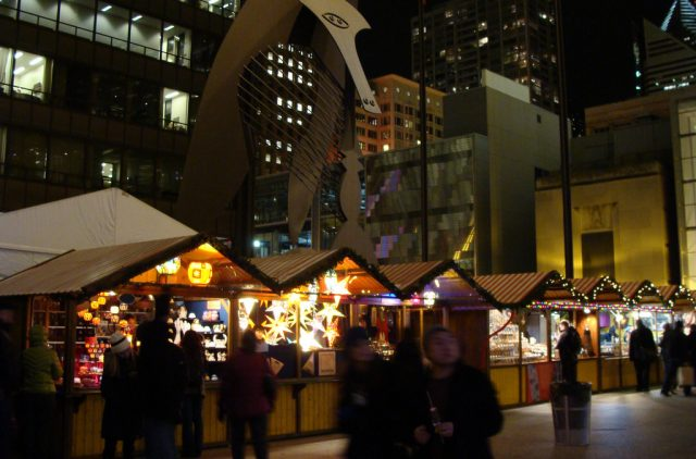 Chicago Christmas Market