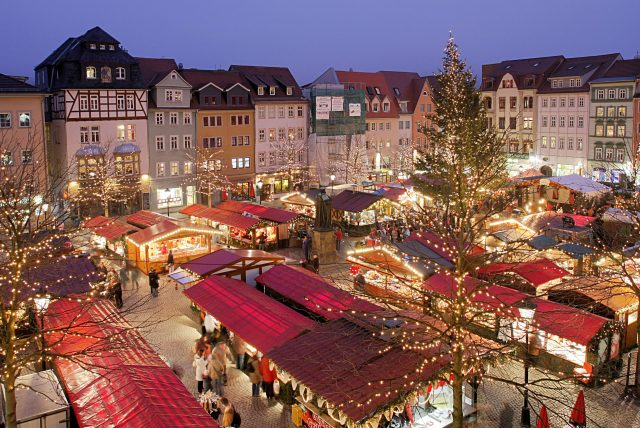 Visit these beautiful Christmas Markets with Expedia