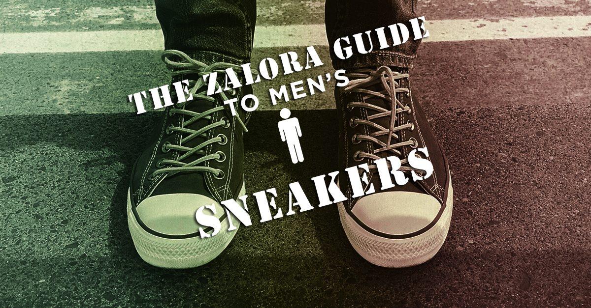 The Zalora Guide to Men's Sneakers