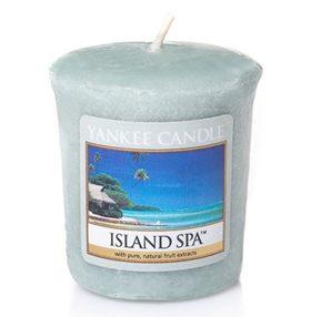 Island Spa Votive Candle