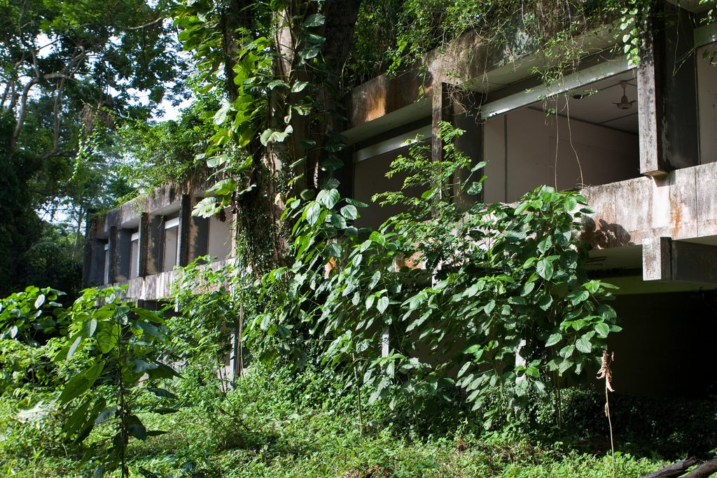Old Tanglin Hill Brunei Hostel