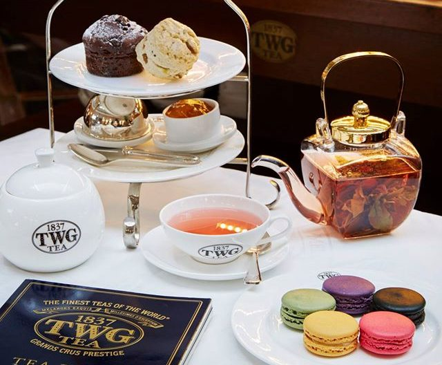 TWG Tea And Confectioneries