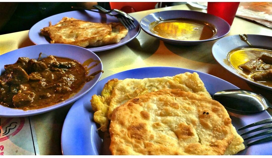 Tuck into other prata flavours and Indian cuisine